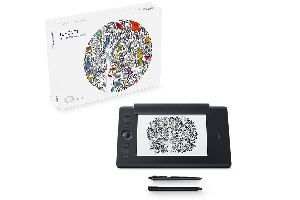 Wacom intuos pro paper edition gallery g10